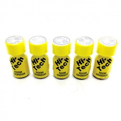 5 x HiTech Poppers 10ml