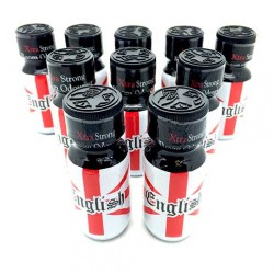 English Poppers x 10 - buy uk poppers